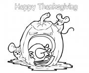 Printable free happy thanksgiving s childrena596 coloring pages