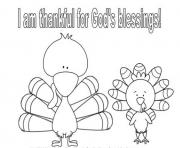 thankfull turkey s printable thanksgiving71f0 coloring pages