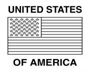 Printable free printable american flag coloring pages