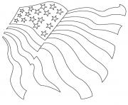 Print free american flag ebf3 coloring pages