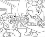 Print Bob the builder 49 coloring pages