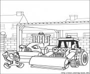Print bob the builder 99 coloring pages