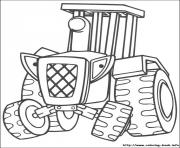 Print Bob the builder 20 coloring pages
