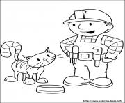 Print Bob the builder 77 coloring pages