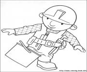 Print Bob the builder 26 coloring pages