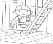 Print Bob the builder 02 coloring pages