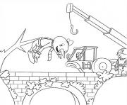 Print Bob the builder 56 coloring pages