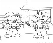 Print Bob the builder 78 coloring pages