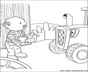 Print Bob the builder 42 coloring pages