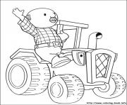 Print Bob the builder 48 coloring pages