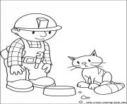 Print bob the builder 88 coloring pages
