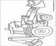 Print Bob the builder 05 coloring pages