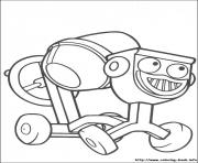 Print Bob the builder 29 coloring pages