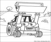 Print Bob the builder 74 coloring pages