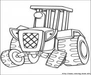 Print Bob the builder 21 coloring pages