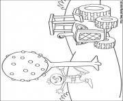 Print Bob the builder 38 coloring pages