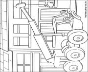 Print Bob the builder 07 coloring pages