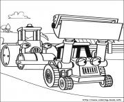 Printable Bob the builder 61 coloring pages