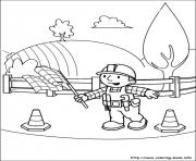Print Bob the builder 70 coloring pages