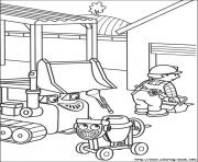 Print bob the builder 84 coloring pages