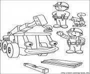 Print bob the builder 92 coloring pages