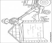 Print Bob the builder 33 coloring pages