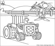 Print Bob the builder 67 coloring pages
