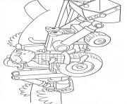 Print Bob the builder 34 coloring pages