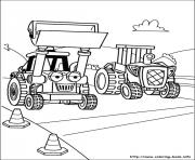 Print Bob the builder 69 coloring pages