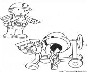 Print bob the builder 89 coloring pages
