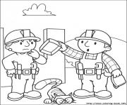 Print bob the builder 96 coloring pages