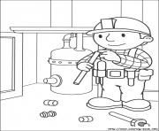 Print bob the builder 91 coloring pages