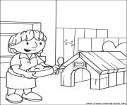 Printable bob the builder 93 coloring pages
