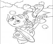 Printable paw patrol 12 coloring pages