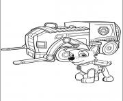 Printable paw patrol 8 coloring pages
