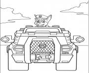PAW PATROL Coloring Pages Color