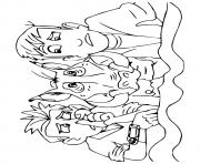 wild kratts brother coloring pages
