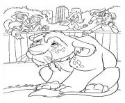 wild kratts The Lion Cub coloring pages