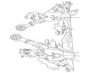 Print wild kratts Brothers coloring pages