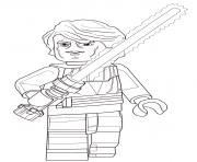 Printable lego star wars anakin skywalker coloring pages