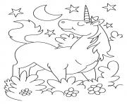 Karkadann unicorn coloring pages