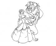 Print disney princess bella halloween coloring pages