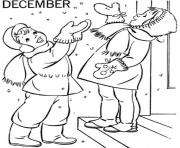 december winter s for girls 4cc5 coloring pages