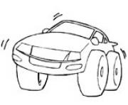 Print sport race car coloring pages