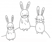 kawaii bunnies