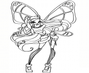 stella 2 winx club coloring pages