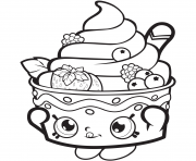 Printable Frozen Yo Chi Printable shopkins season 1 Season One coloring pages