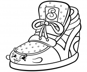 Sneaky Wedge shopkins season 2 coloring pages