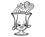 Printable Suzie Sundae Printable shopkins season 3 coloring pages