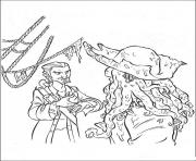 Printable pirates are talking pirates of the caribbean coloring pages